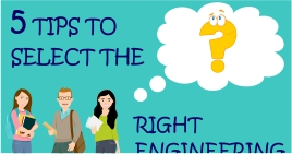 5tips to select the right engineering branch-infographics