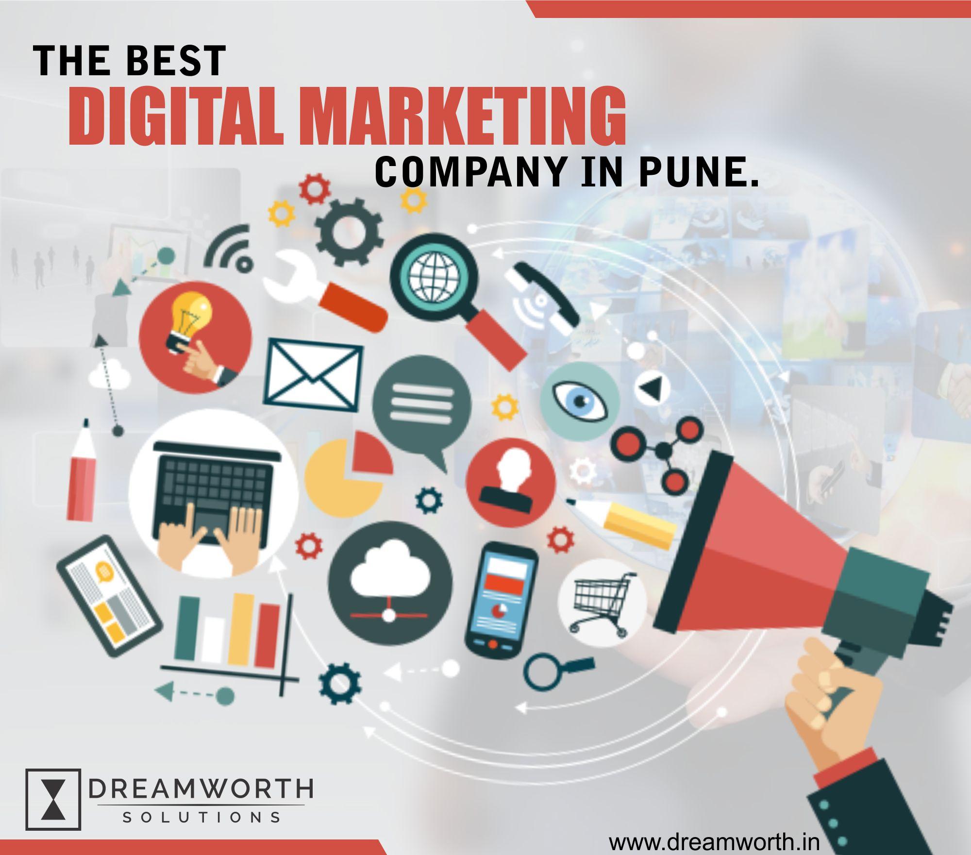 digital marketing service provider in pune